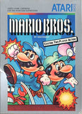 Mario Bros Atari 5200 Game Off the Charts