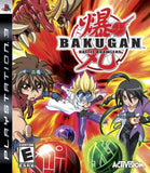 Bakugan Battle Brawlers Playstation 3 Game Off the Charts