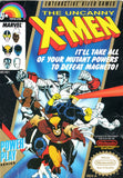 The Uncanny X-Men - Cartridge Only Nintendo NES Game Off the Charts