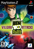 Ben 10 Alien Force: Vilgax Attacks - Off the Charts Video Games