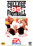 Bill Walsh College Football '95 Sega Genesis Game Off the Charts