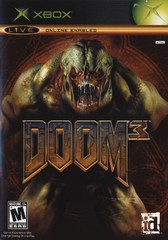 Doom 3 XBOX Game Off the Charts