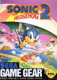 Sonic the Hedgehog 2 Game Gear Game Off the Charts