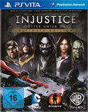 Injustice: Gods Among Us Ultimate Edition Playstation 4 Game Off the Charts