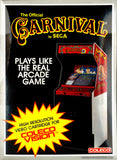 Carnival Colecovision Game Off the Charts