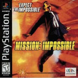 Mission: Impossible Playstation Game Off the Charts