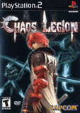 Chaos Legion Playstation 2 Game Off the Charts