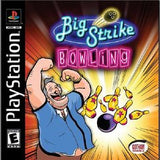 Big Strike Bowling Playstation Game Off the Charts