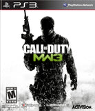 Call of Duty: Modern Warfare 3 Playstation 3 Game Off the Charts