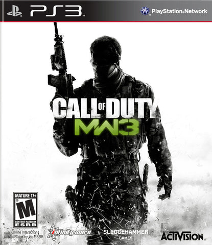 Call of Duty: Modern Warfare 3 - Off the Charts Video Games