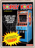 Donkey Kong Colecovision Game Off the Charts