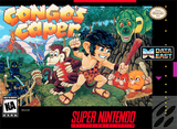 Congo's Caper Super Nintendo Game Off the Charts