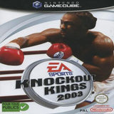 Knockout Kings 2003 Nintendo Gamecube Game Off the Charts