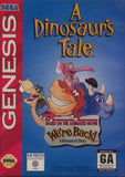 A Dinosaur's Tale Sega Genesis Game Off the Charts