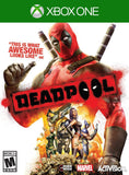 Deadpool Xbox One Game Off the Charts