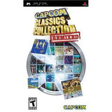 Capcom Classics Collection Remixed PSP Game Off the Charts