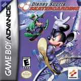 Disney Sports Skateboarding - Off the Charts Video Games