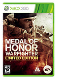 Medal of Honor Warfighter Limitied Edition - Off the Charts Video Games