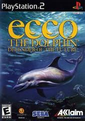 Ecco the Dolphin Defender of the Future - Disc Only 2 Playstation 2 Game Off the Charts