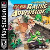 The Land Before Time Great Valley Racing Adventure Playstation Game Off the Charts