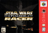 Star Wars Episode 1 Racer Nintendo 64 Game Off the Charts