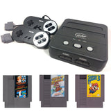 FC2 Slim NES and SNES System Bundle with Super Mario Bros. 1, 2, and 3 Nintendo NES Console Off the Charts