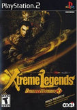 Dynasty Warriors 3: Xtreme Legends Playstation 2 Game Off the Charts