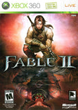 Fable II Xbox 360 Game Off the Charts