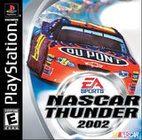 Nascar Thunder 2002 Playstation Game Off the Charts
