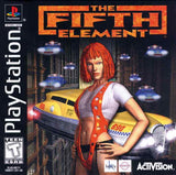 The Fifth Element Playstation Game Off the Charts