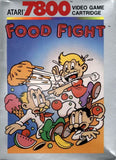 Food Fight Atari 7800 Game Off the Charts