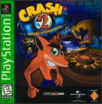 Crash Bandicoot 2 Cortex Strikes Back - Off the Charts Video Games