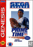Prime Time NFL Football starring Deon Sanders - Off the Charts Video Games