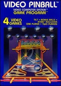 Video Pinball - Off the Charts Video Games