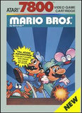 Mario Bros. Atari 7800  Off the Charts