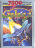 Galaga Atari 7800 Game Off the Charts
