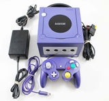 Original Nintendo Gamecube System Bundle - Purple Nintendo Gamecube Console Off the Charts