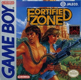 Fortified Zone Game Boy Game Off the Charts