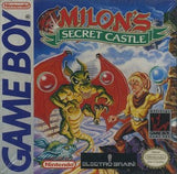 Milon's Secret Castle Game Boy Game Off the Charts