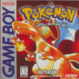 Pokemon Red Game Boy Game Off the Charts