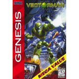 Vectorman Sega Genesis Game Off the Charts