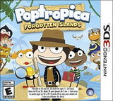 Poptropica Forgotten Islands Nintendo 3DS Game Off the Charts