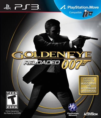 Goldeneye Reloaded 007 - Off the Charts Video Games
