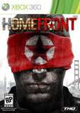 Homefront Xbox 360 Game Off the Charts