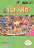 Adventure Island Nintendo NES Game Off the Charts