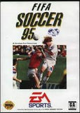 Fifa Soccer '95 Sega Genesis Game Off the Charts