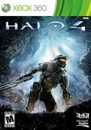 Halo 4 Xbox 360 Game Off the Charts