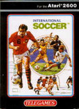 International Soccer Atari 2600 Game Off the Charts