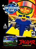Checkered Flag Atari Jaguar Game Off the Charts
