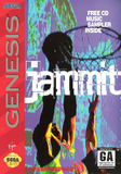 Jammit Sega Genesis Game Off the Charts